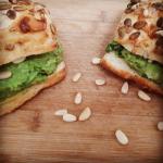 Lekker Voor Op Brood Spinazie Guacamole Pesto Groentje Gezond